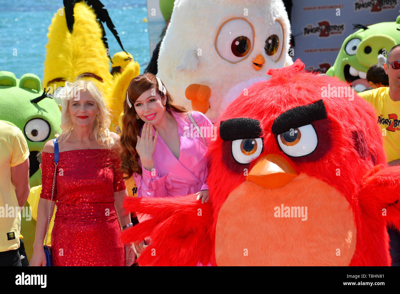 Angry Birds 2 High Resolution Stock Photography And Images Alamy