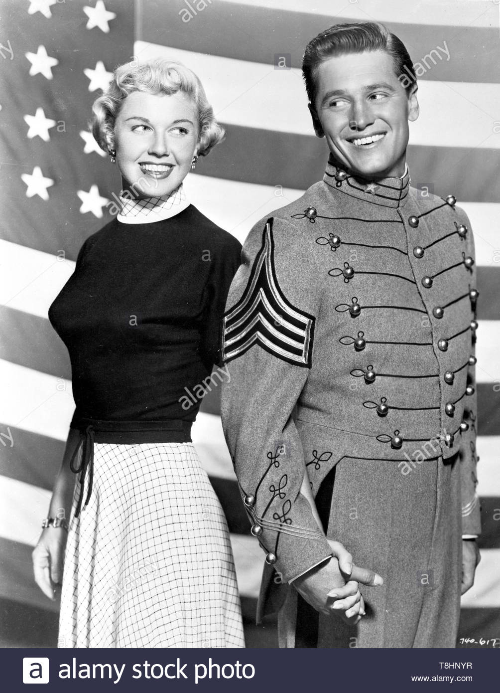 Film still from The West Point Story.Credit: MSNGlobe/MediaPunch - Stock Image
