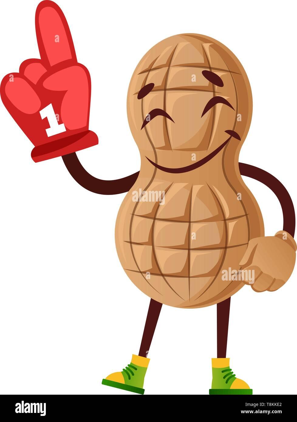 Boxing Gloves Icon Cartoon Style Stock Photos & Boxing