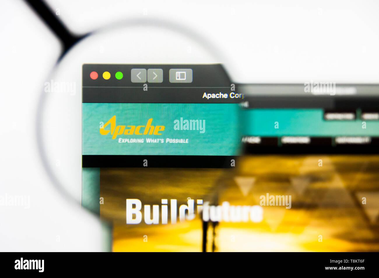 Apache Company Stock Photos & Apache Company Stock Images