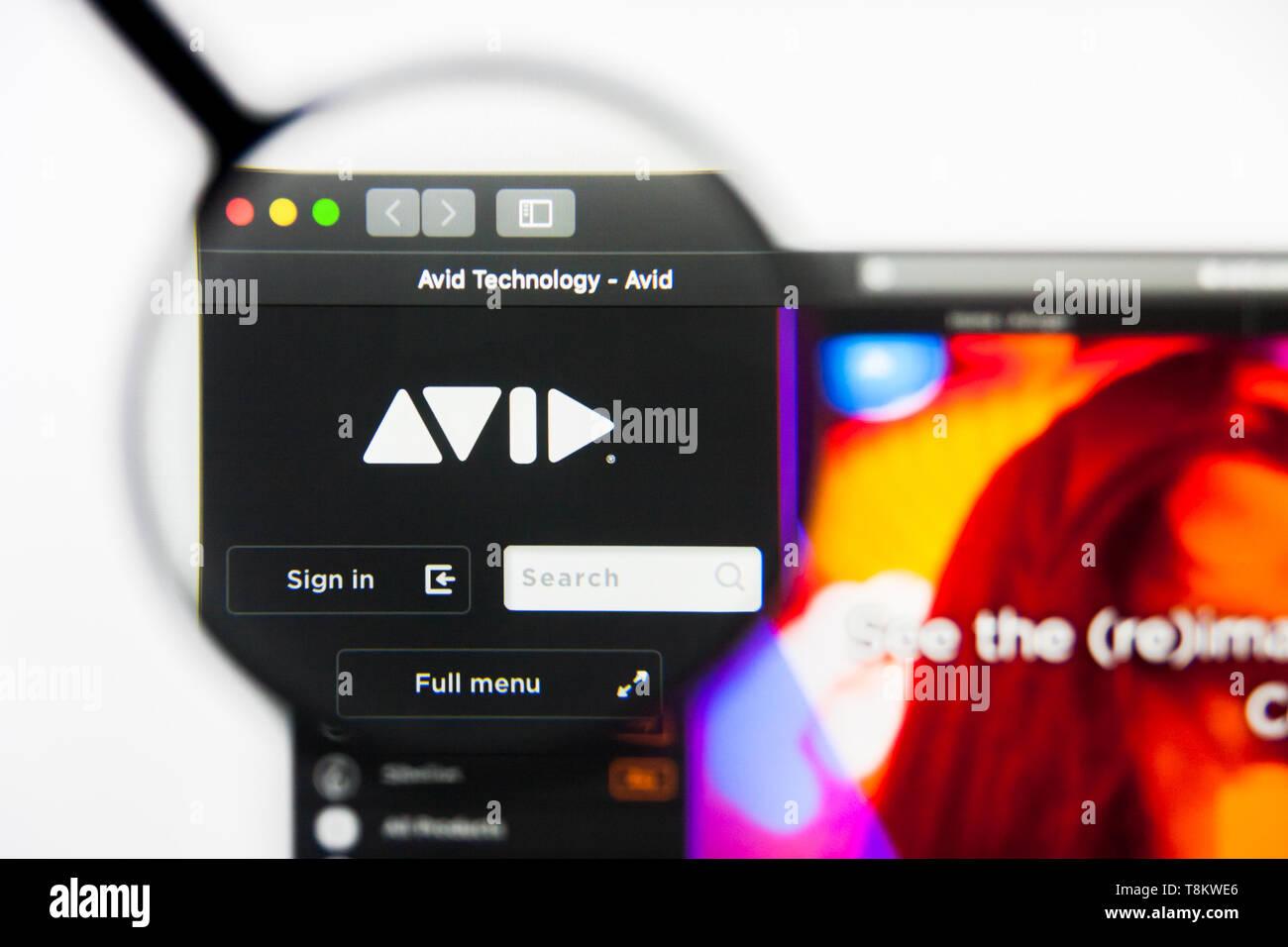 Avid Stock Photos & Avid Stock Images - Alamy