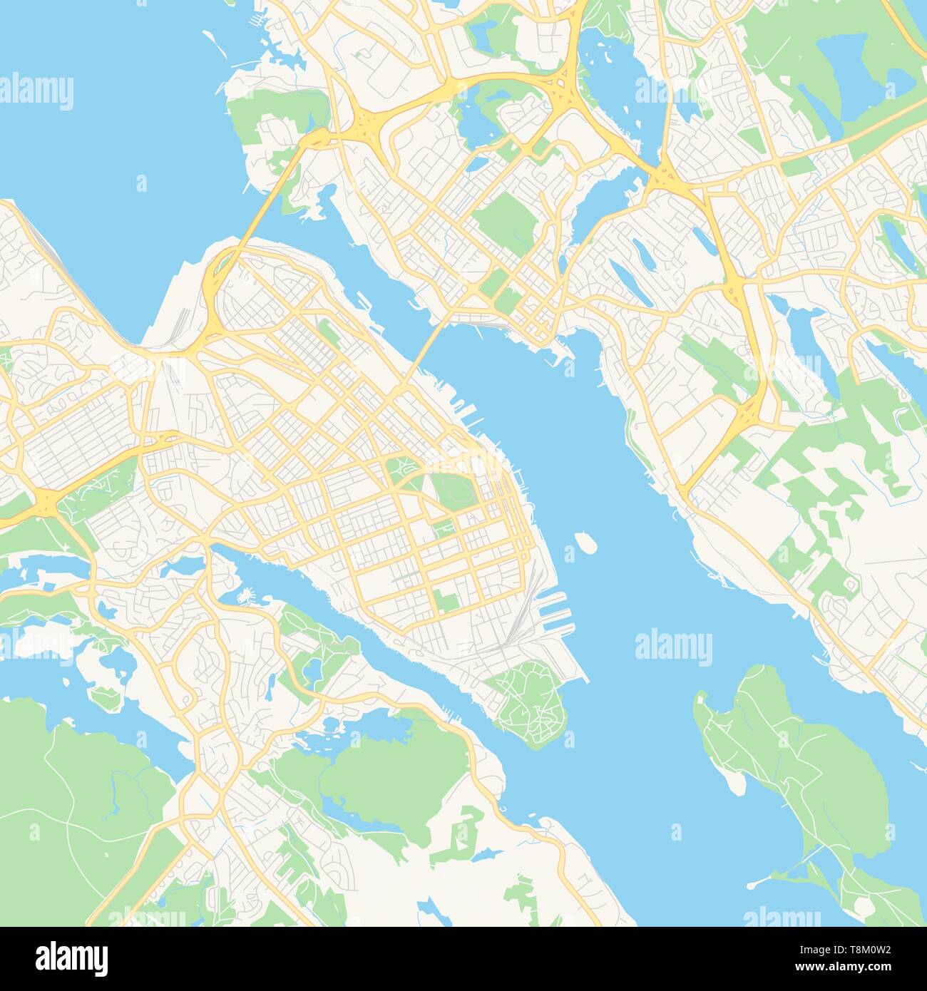 Map Of Canada Halifax.Map Of Halifax Stock Photos Map Of Halifax Stock Images Alamy