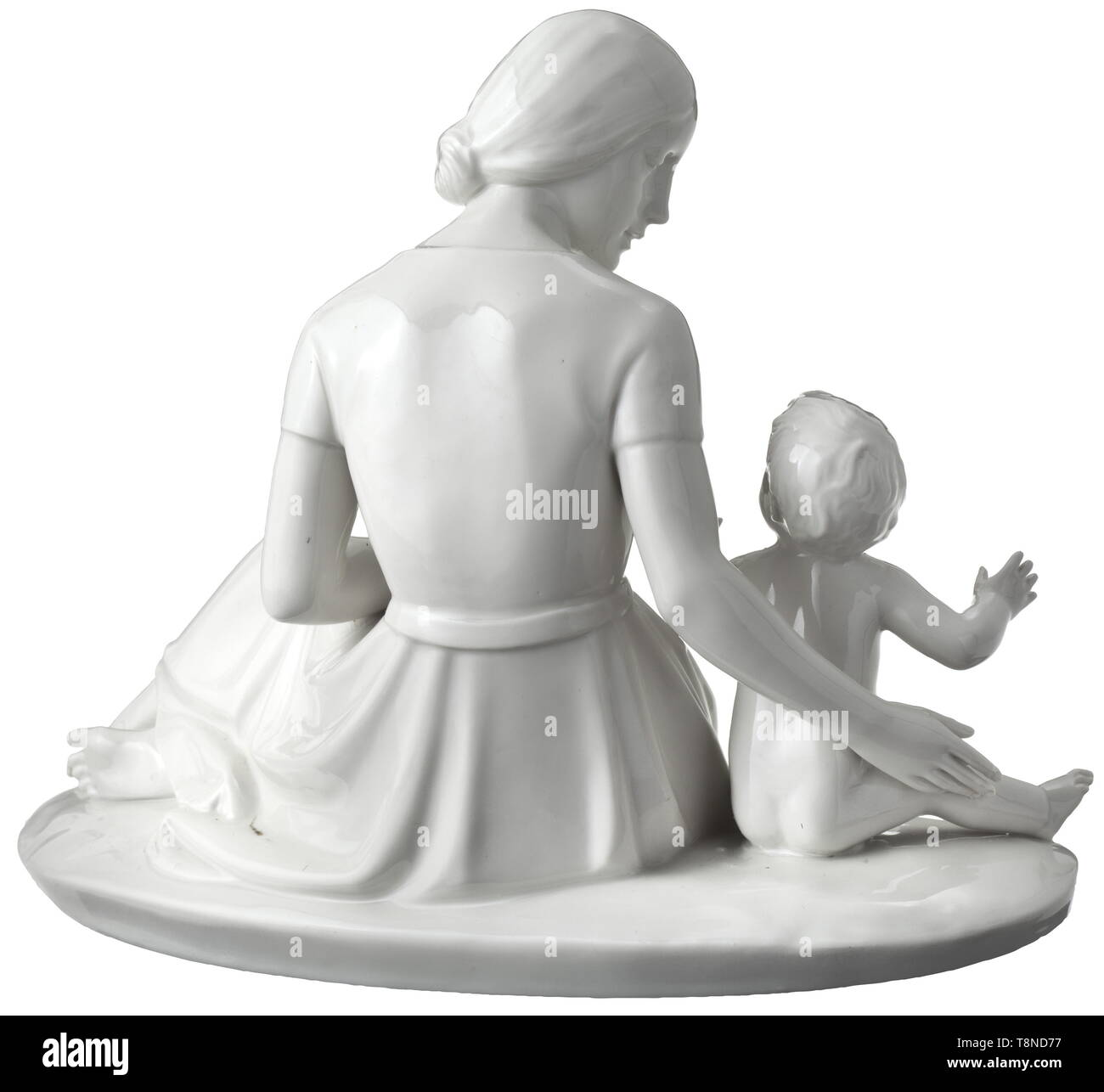 Mother and child Design by P  Horn, model number