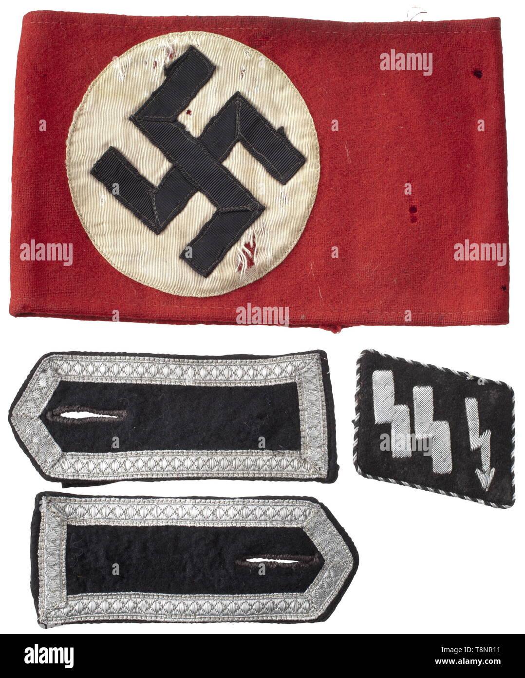 Insignia of a member of the SS-Nachrichtensturm of the