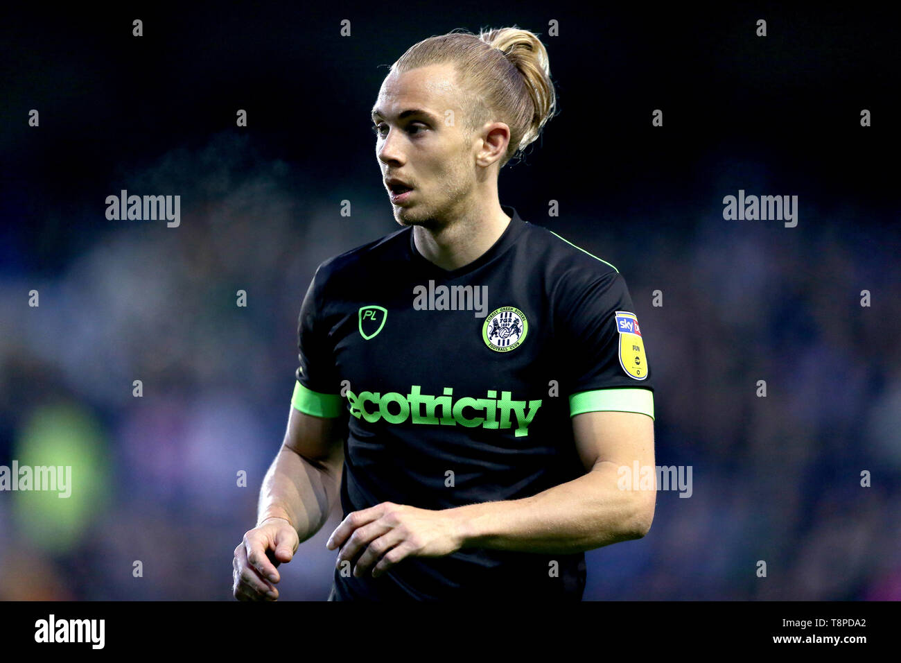 Forest Green Rovers' Joseph Mills - Stock Image