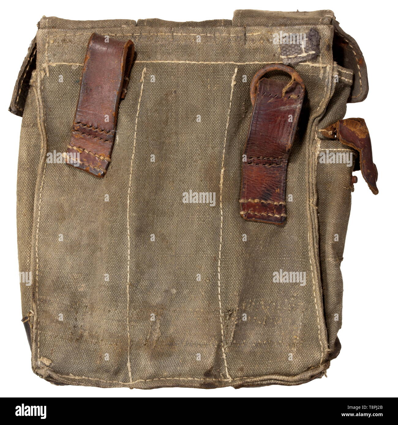 A magazine pouch for MP 43/44, StG 44 belt loop coded