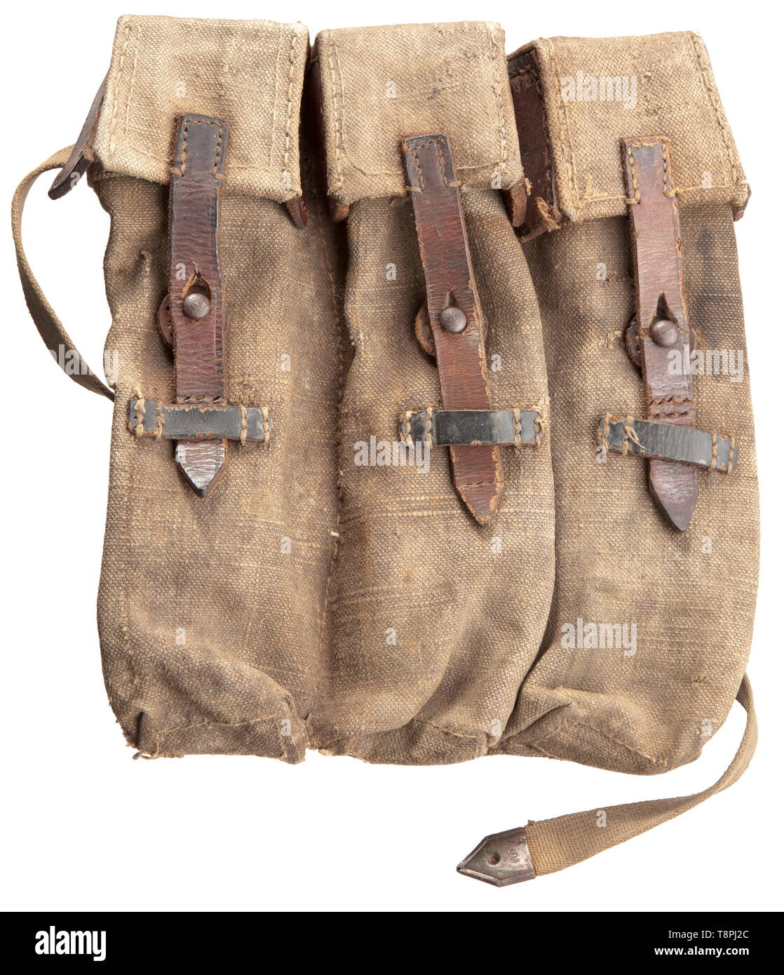 A magazine pouch for MP 43/44, StG 44 late version without code or