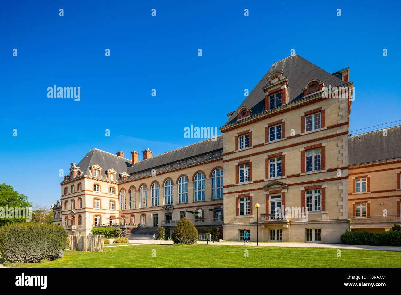France, Paris, the University City - Stock Image