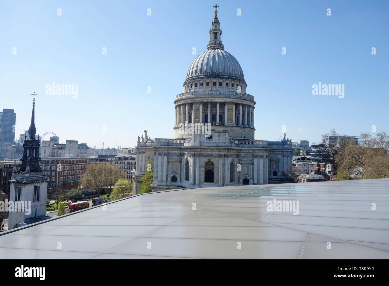 St Paul's Cathedral, London, UK. Stock Photo
