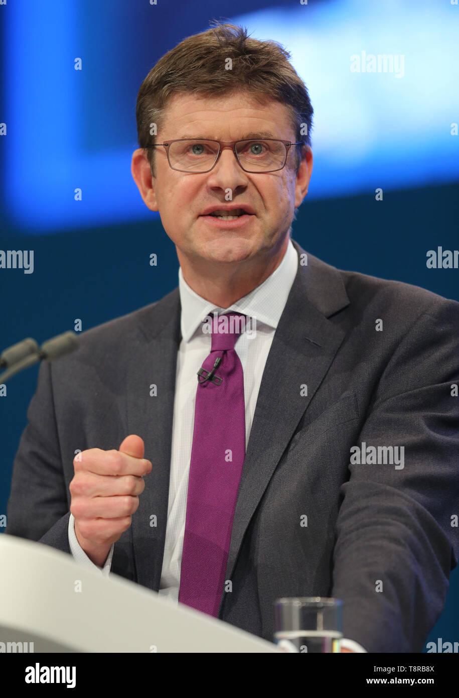 GREG CLARK MP, 2017 - Stock Image