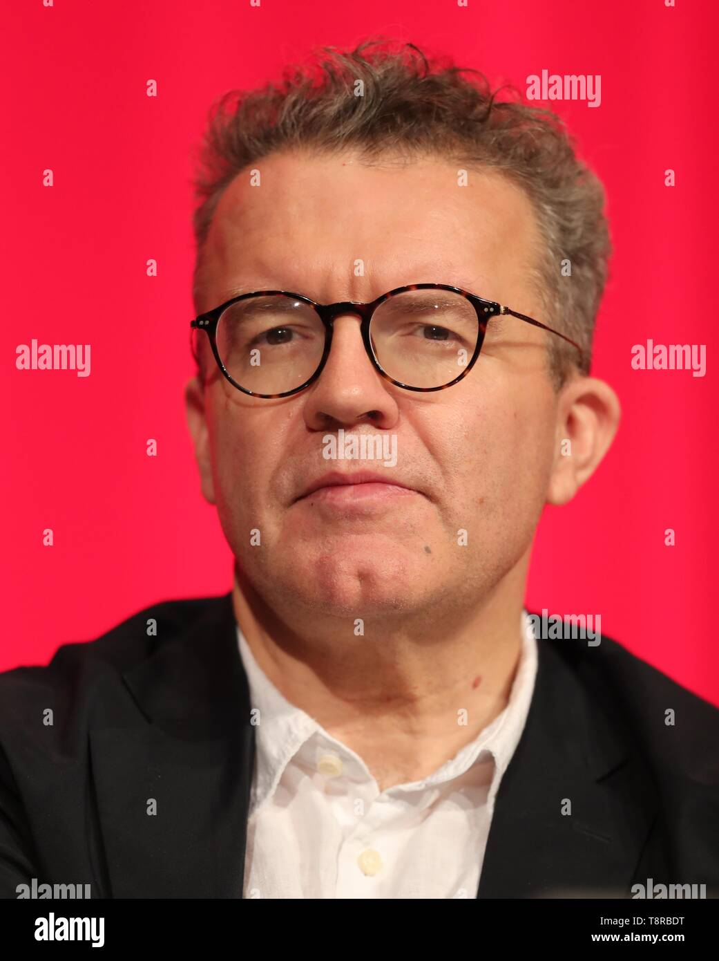 TOM WATSON MP, 2018 - Stock Image