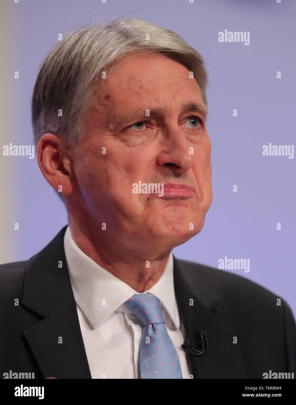 PHILIP HAMMOND MP, 2018 - Stock Image