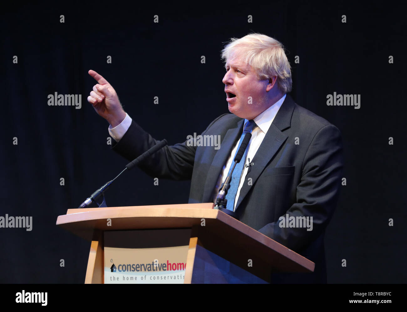 BORIS JOHNSON MP, 2018 - Stock Image