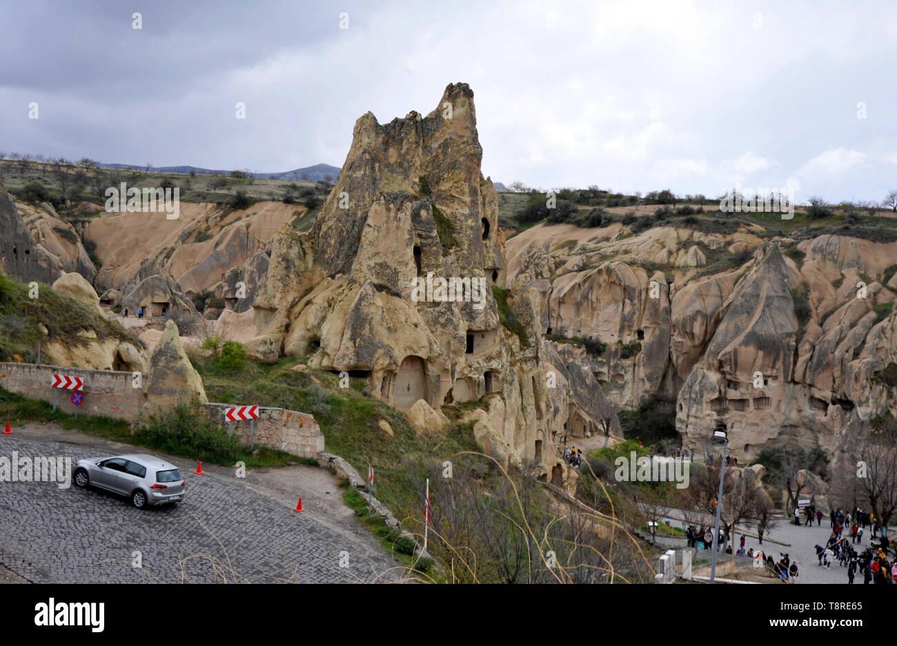 Cappadocia, Turkey - Stock Image