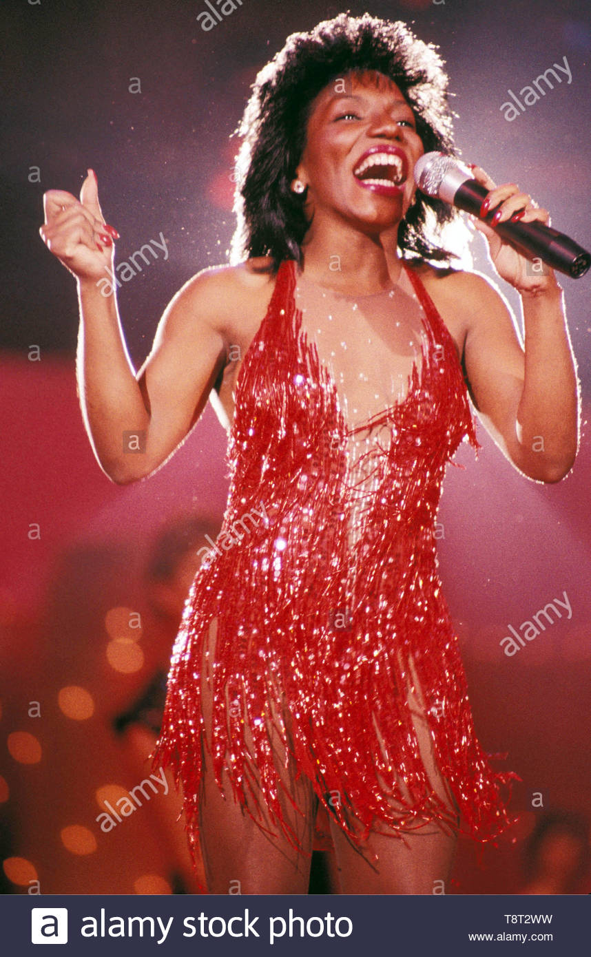 Stephanie Mills. Credit: 3772130Globe Photos/MediaPunch - Stock Image