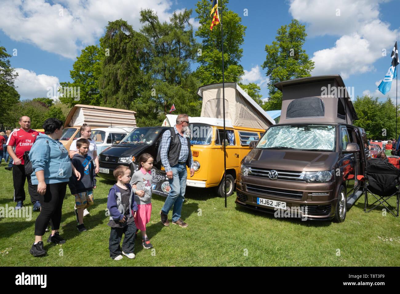 Campervans Stock Photos & Campervans Stock Images - Alamy