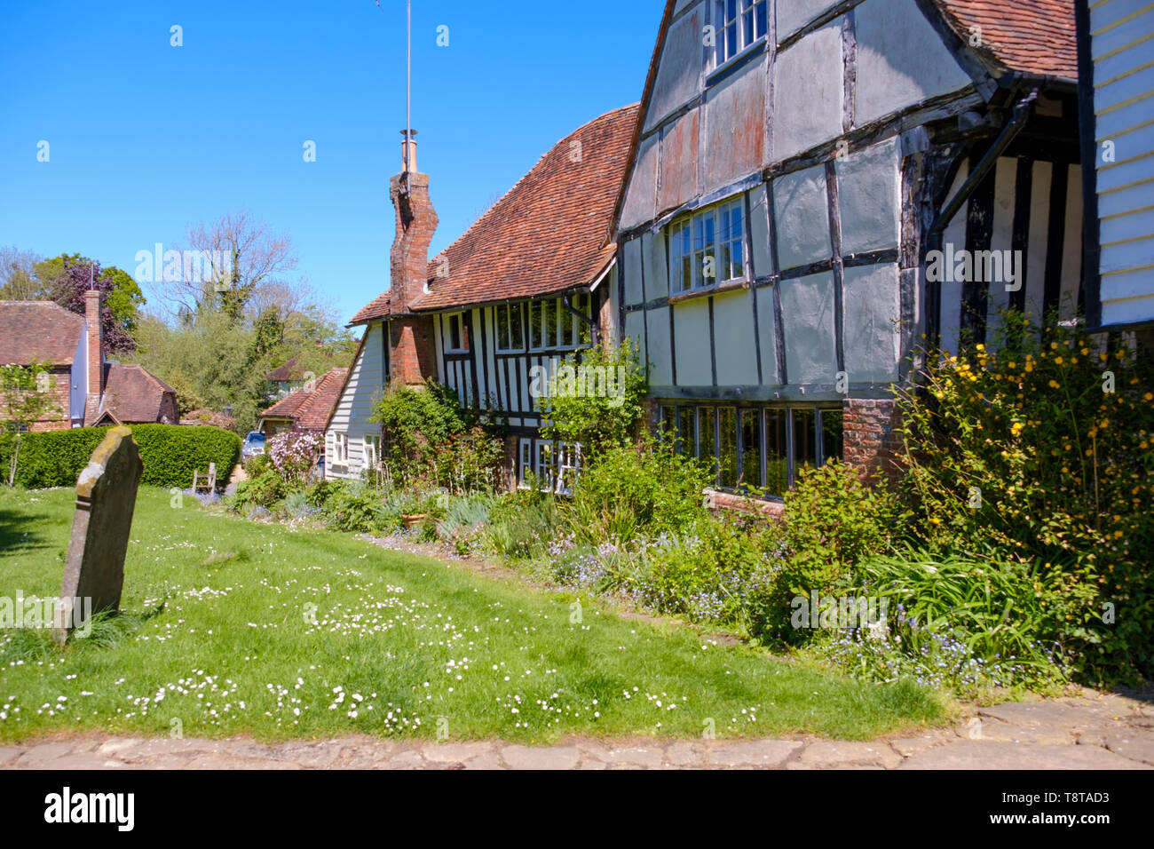 Smarden, Kent, UK - Stock Image