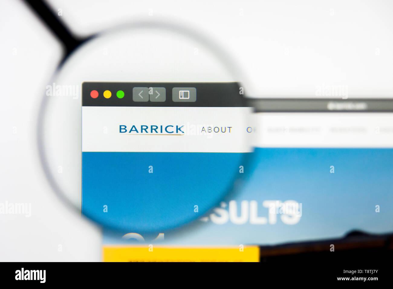 Barrick Gold Stock Photos & Barrick Gold Stock Images - Alamy