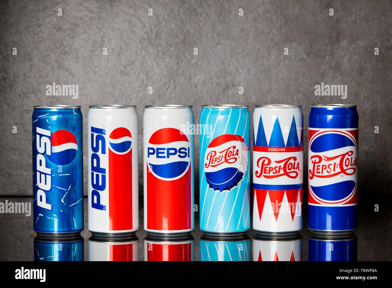 Pepsico Stock Photos & Pepsico Stock Images - Alamy