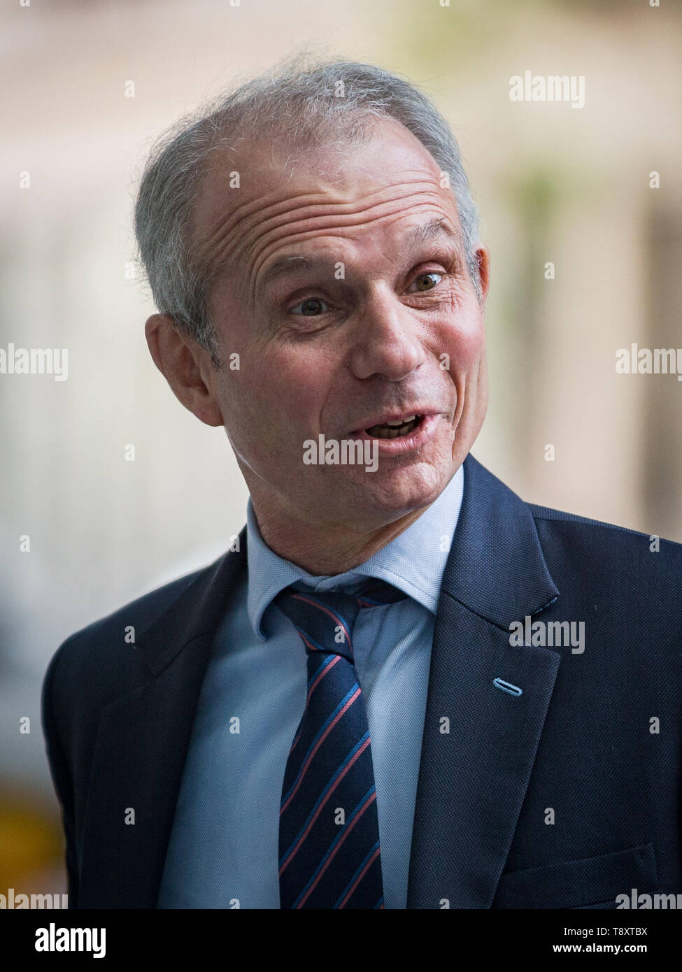 David Lidington CBE MP, Minist...