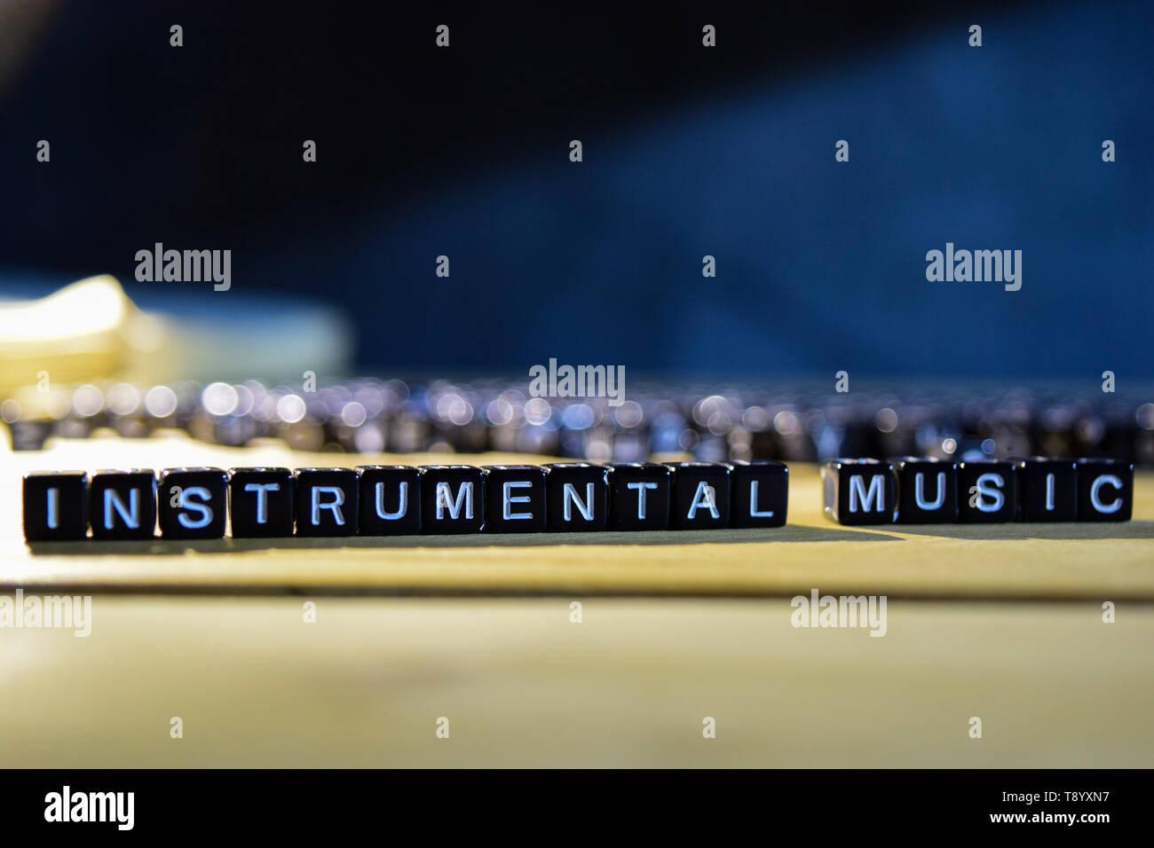 Instrumental Music Stock Photos & Instrumental Music Stock