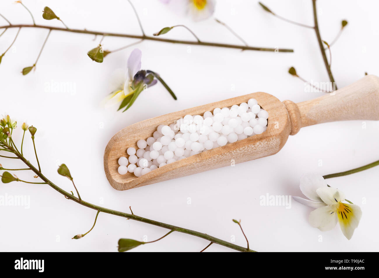 Homeopathic Medicine Stock Photos & Homeopathic Medicine