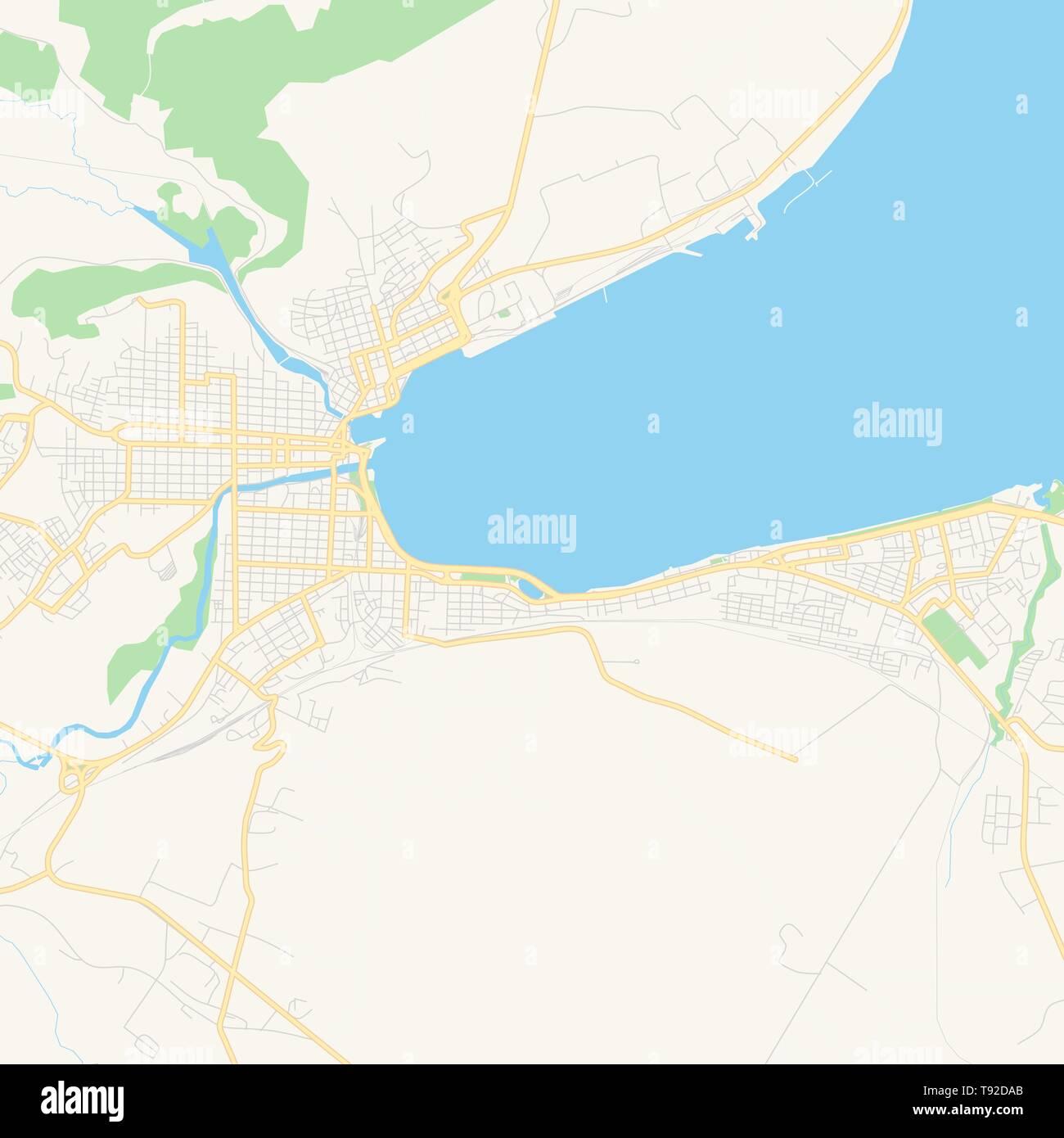 photograph regarding Printable Map of Cuba titled Cuba Printable Map Inventory Pictures Cuba Printable Map Inventory