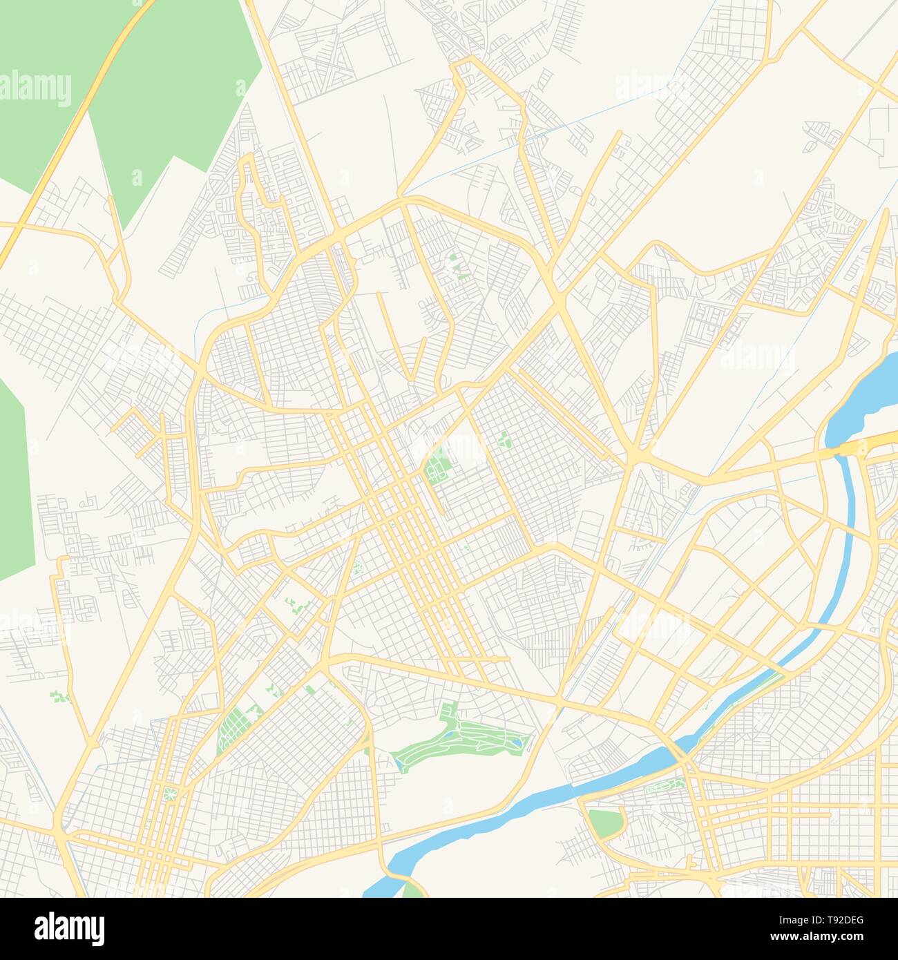 Map Of Durango Stock Photos & Map Of Durango Stock Images - Alamy Durango Map on