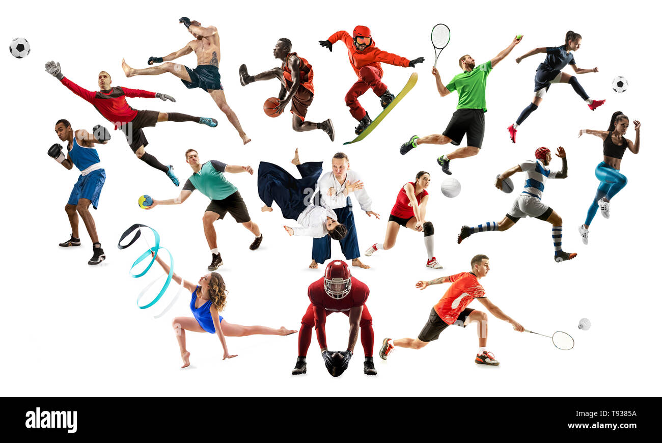 Sport Collage Tennis Running Badminton Soccer And American Football Basketball Handball Volleyball Boxing Mma Fighter And Rugby Players Fit Women And Men Isolated On White Background Stock Photo Alamy They're the best female ufc fighters and the workout motivation you didn't know you needed. https www alamy com sport collage tennis running badminton soccer and american football basketball handball volleyball boxing mma fighter and rugby players fit women and men isolated on white background image246549334 html