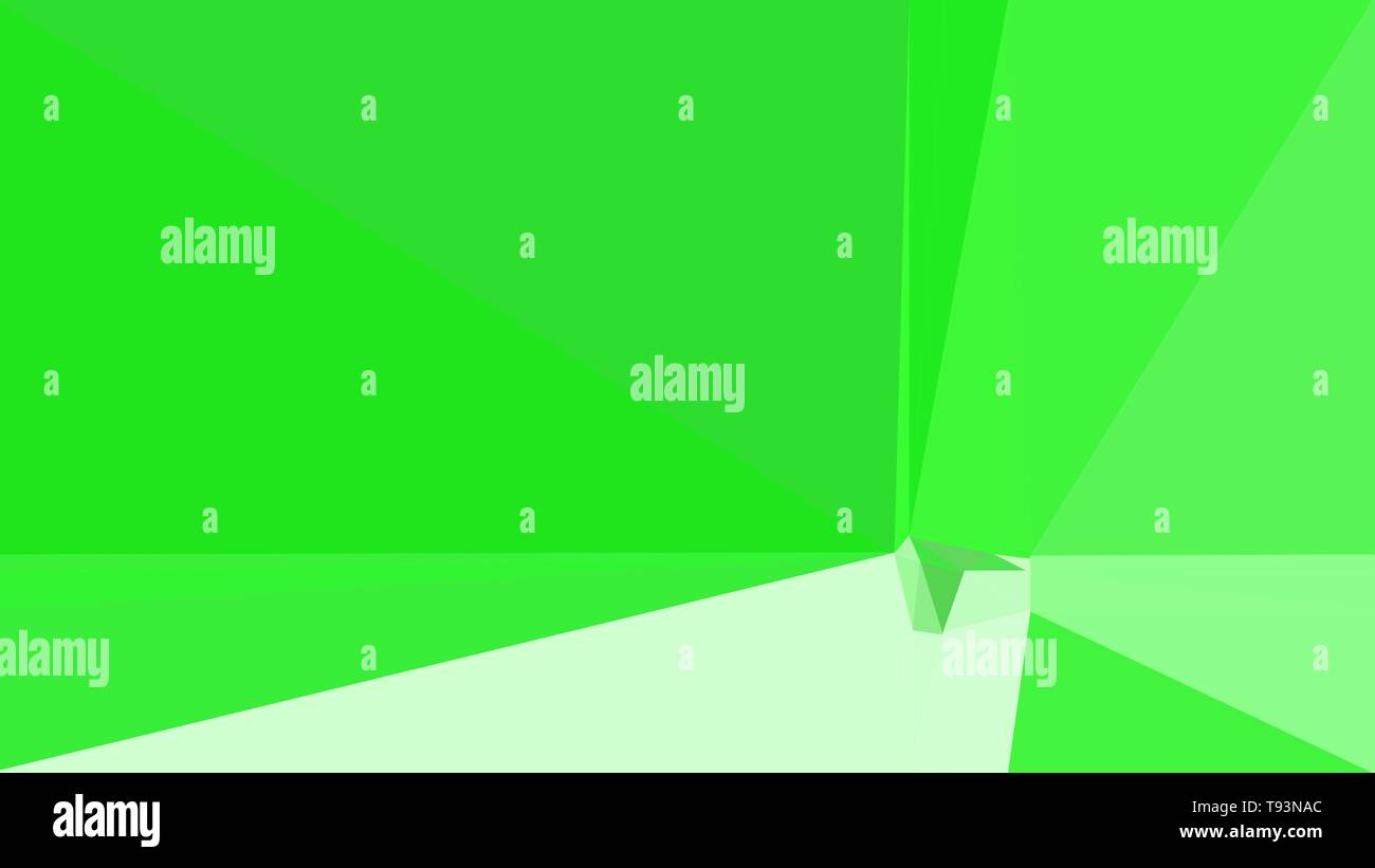 Lime Green Tea Green And Light Green Color Geometric