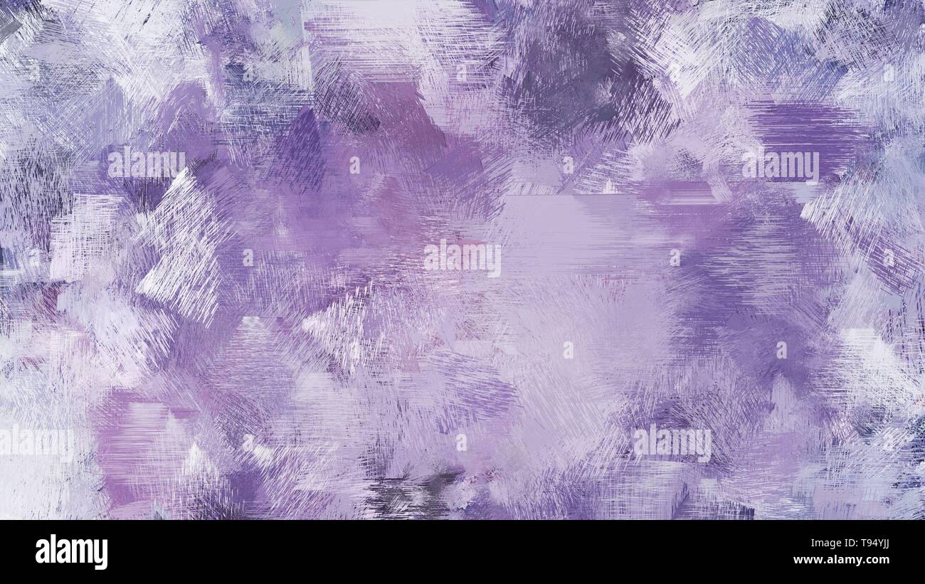Old Brush Strokes Background With Pastel Purple Lavender And Dark Slate Blue Colors Graphic Can Be Used For Wallpaper Cards Poster Or Creative Fas Stock Photo Alamy