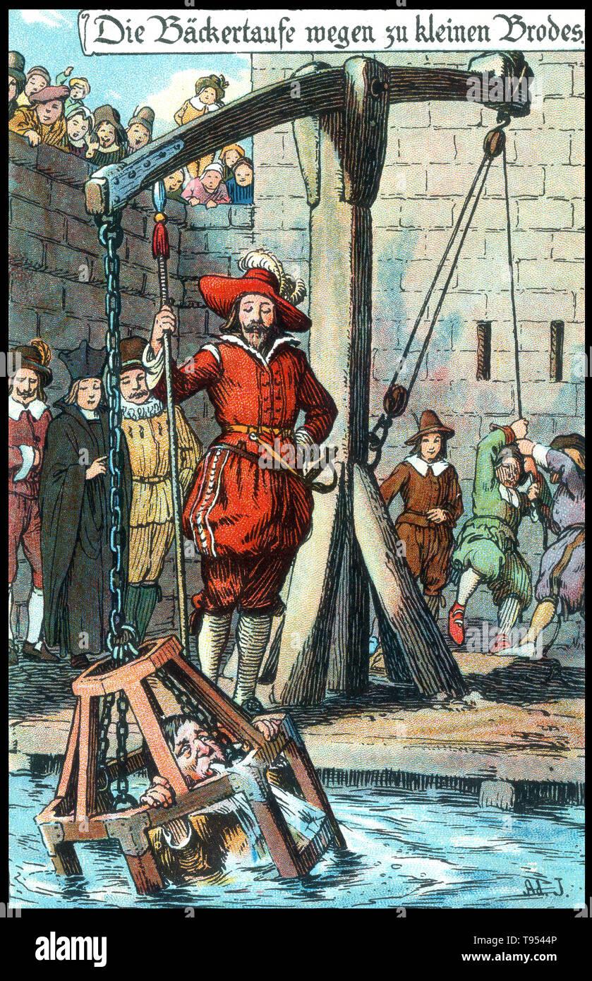 Medieval Punishment Stock Photos Amp Medieval Punishment