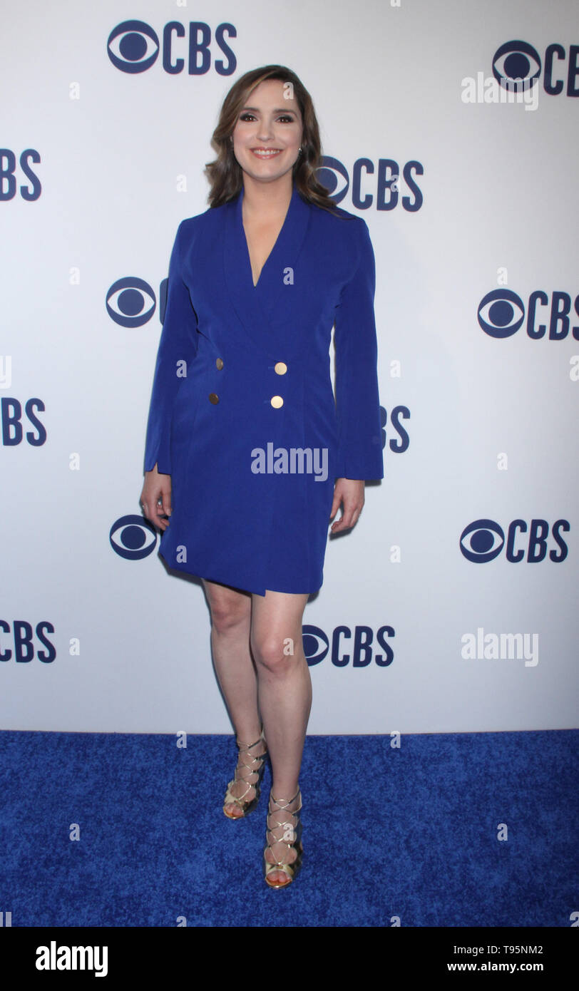 March 15,  2019 Margaret Brennan  attend  2019 CBS Upfront  at the Plaza Todd English Food Hall in New York March 15, 2019  Credit:RW/MediaPunch - Stock Image