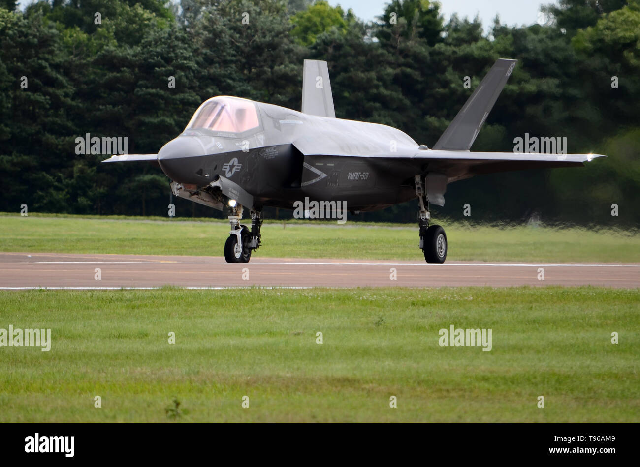 Lockheed Martin F-35 Lightning II - Stock Image