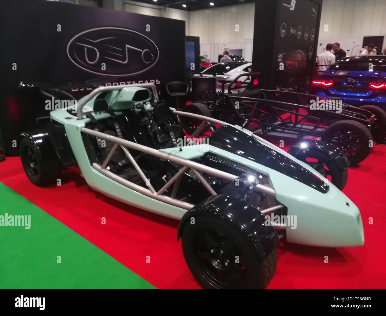 London Motor Cars >> London Motor Show 2019 Opens At Excel London Uk Stock