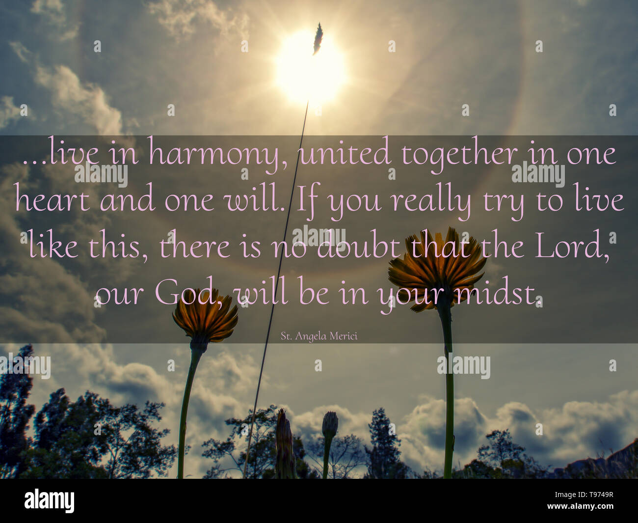 Deep and inspirational christian and catholic quotes and ...