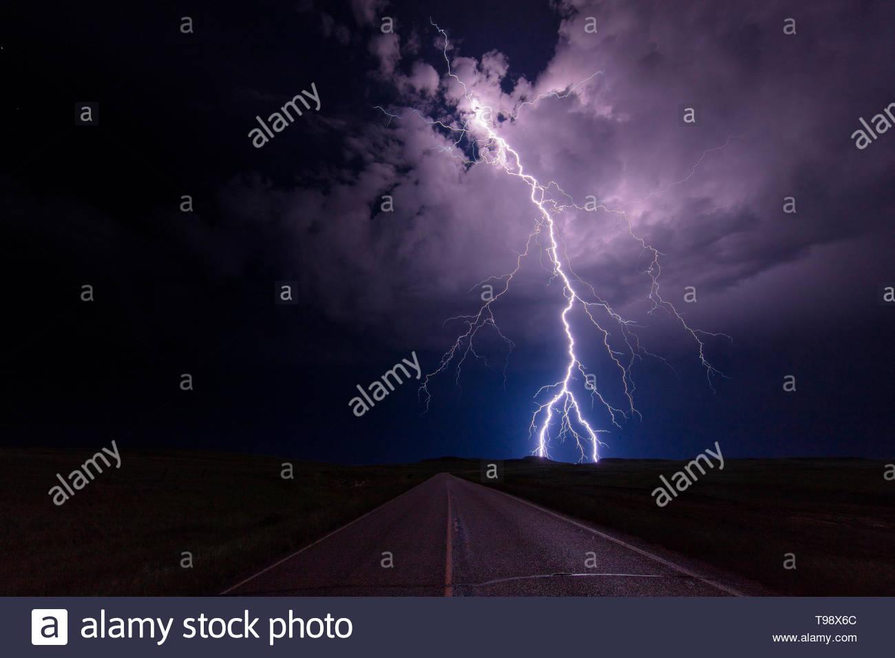7a53ae7b4a566 Positive Lightning Bolt Stock Photos & Positive Lightning Bolt Stock ...