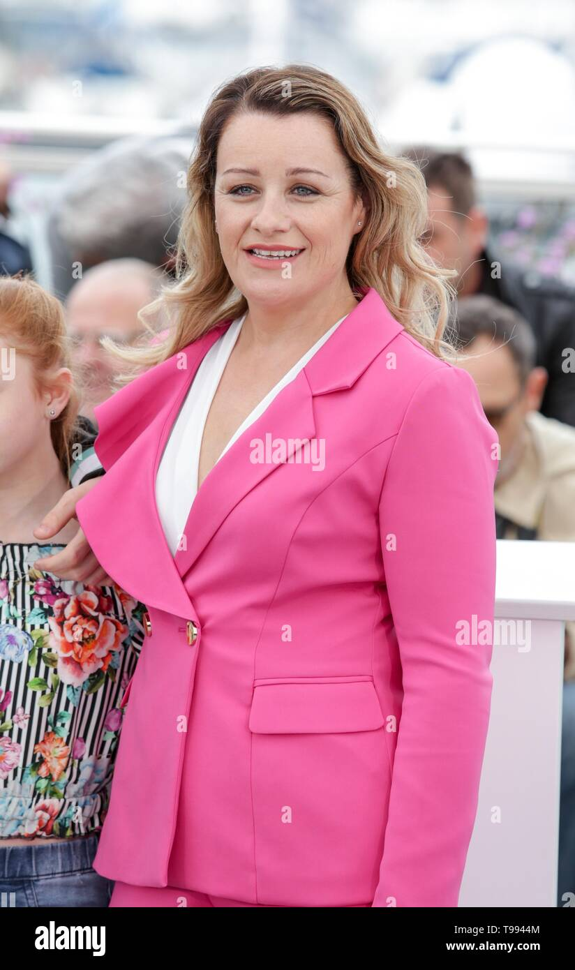 Debbie Honeywood,2019 Cannes - Stock Image