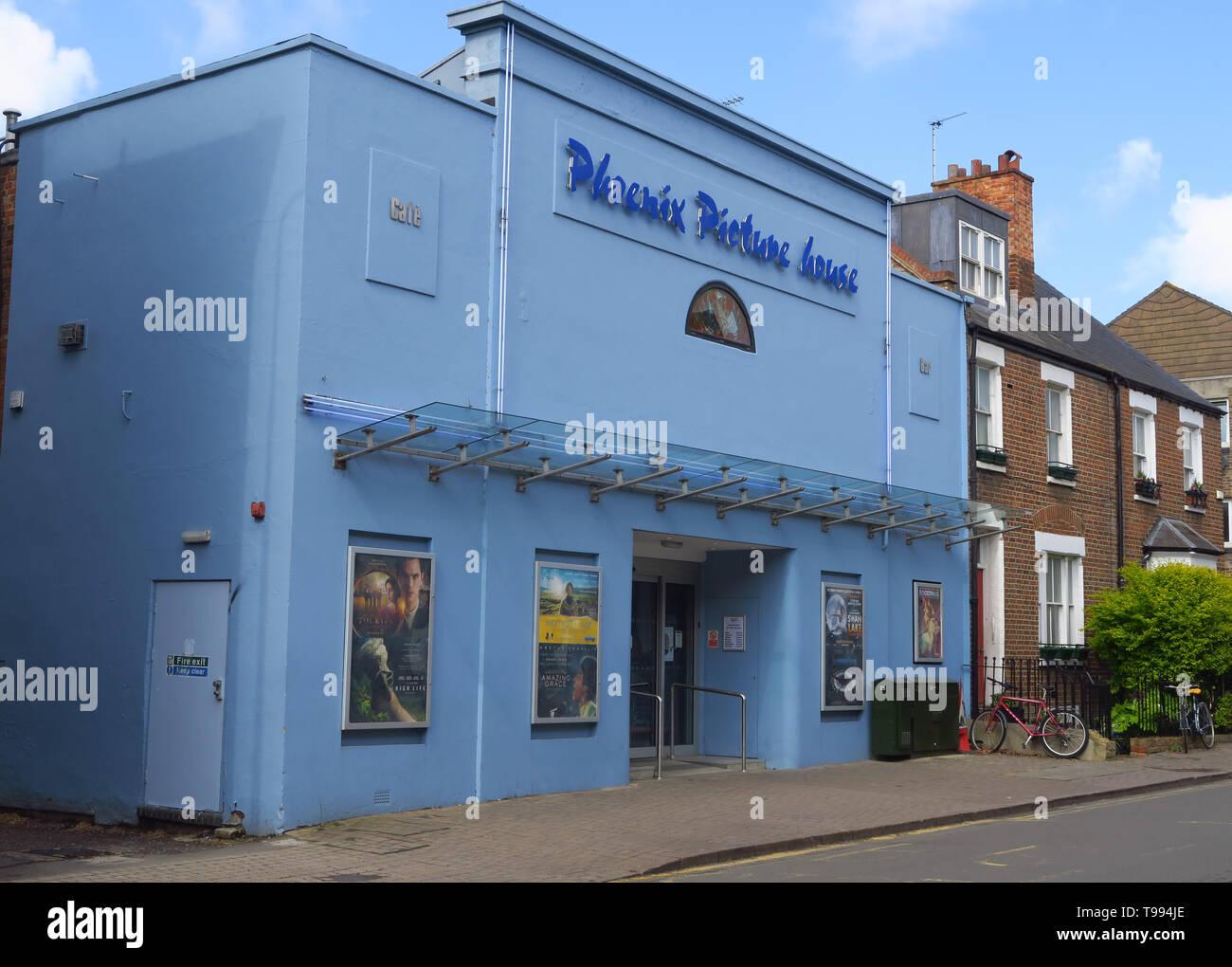 Phoenix Picture House, Walton Street, Jericho, Oxford Stock Photo