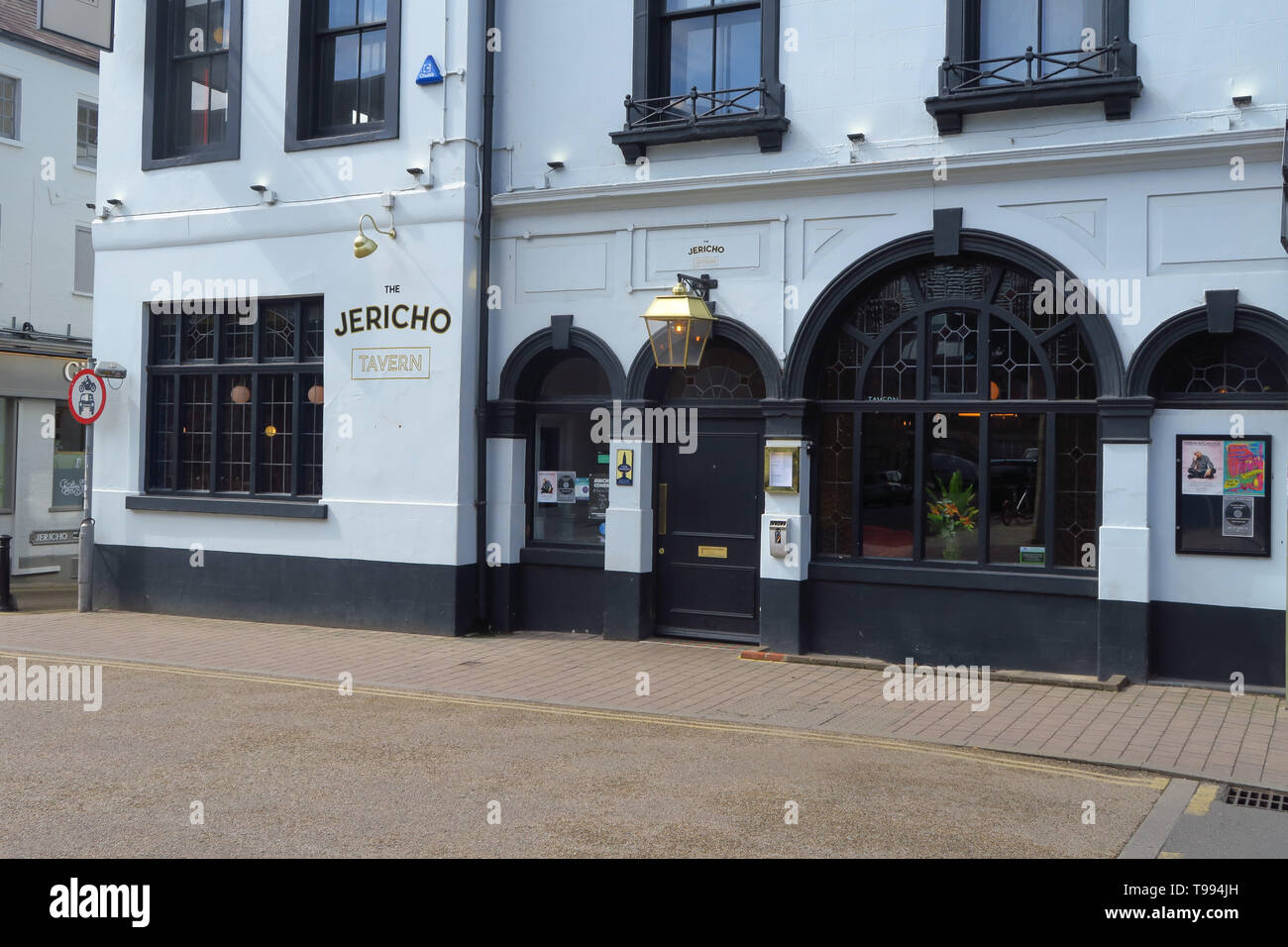 Jericho Tavern, Walton Street, Jericho, Oxford Stock Photo