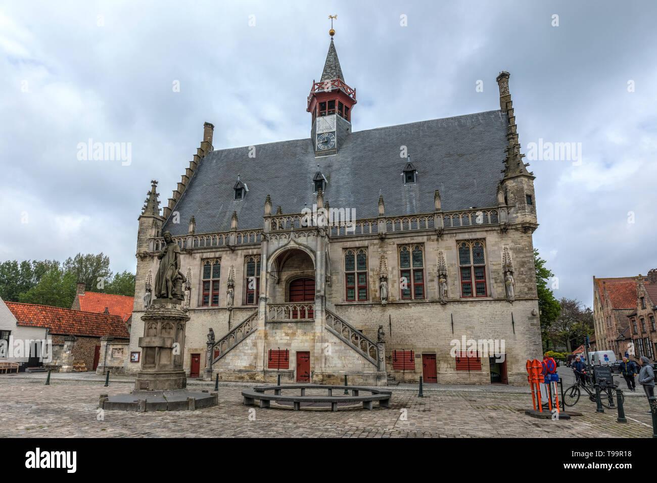 Damme, West Flanders, Belgium, Europe - Stock Image