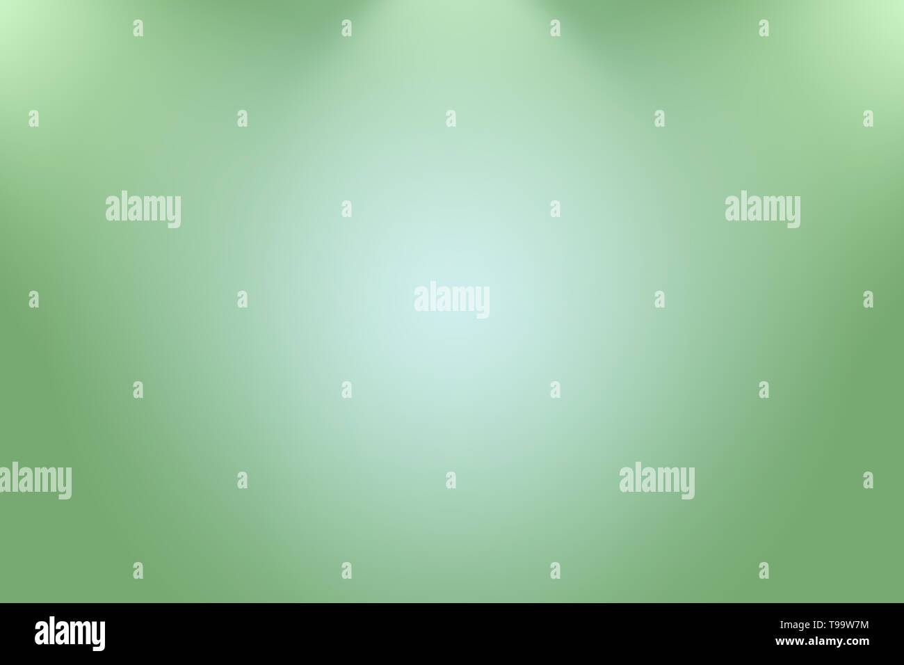 Abstract blur empty Green gradient Studio well use as background,website template,frame,business report. - Stock Image