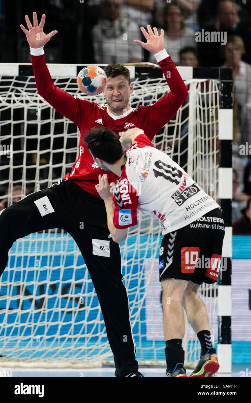 17 May 2019 Schleswig Holstein Kiel Handball Ehf Cup Team Tvis Holstebro Thw Kiel Final Four
