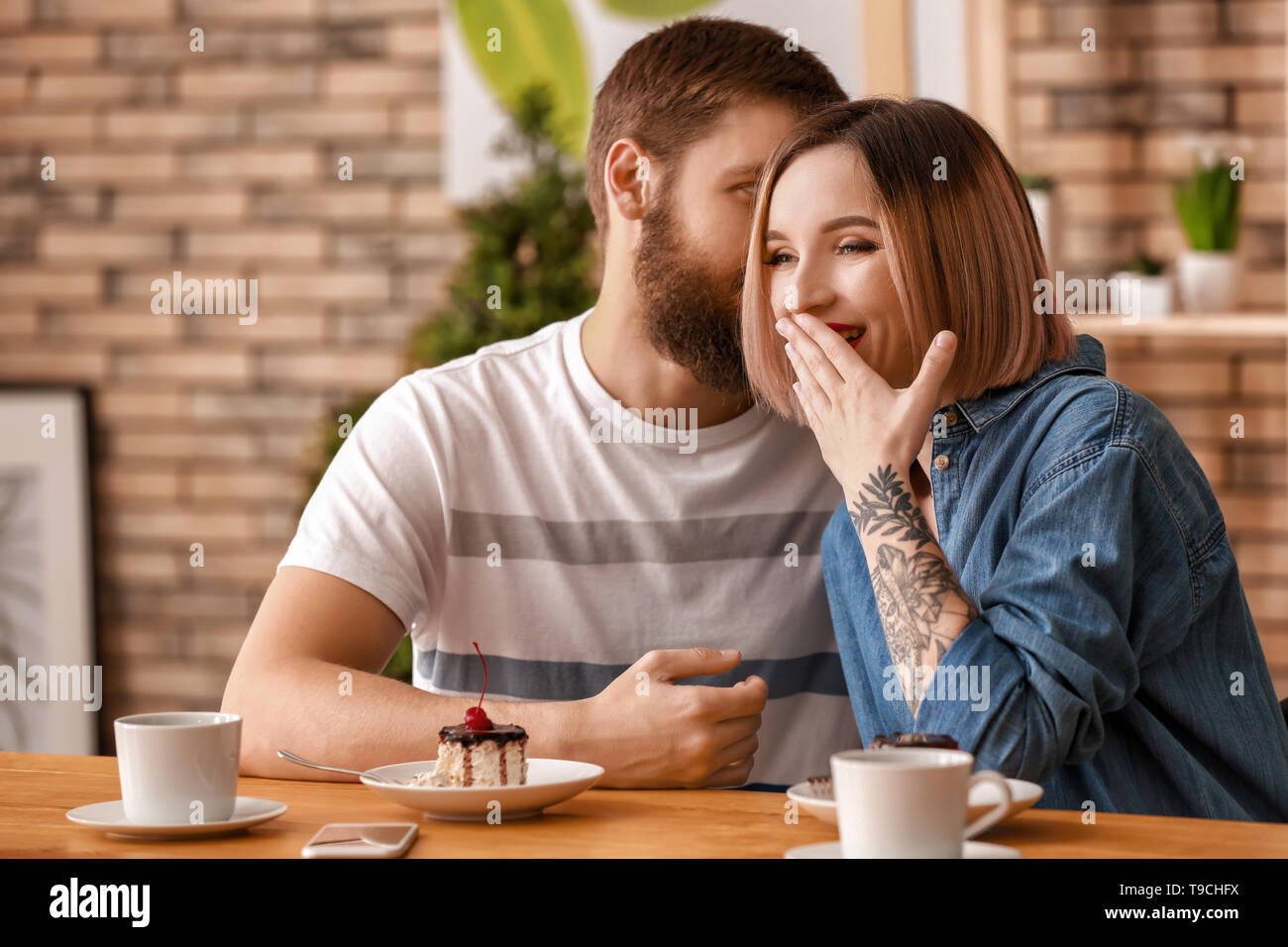 Kiss Cafe datingpopulaire dating app Indonesië