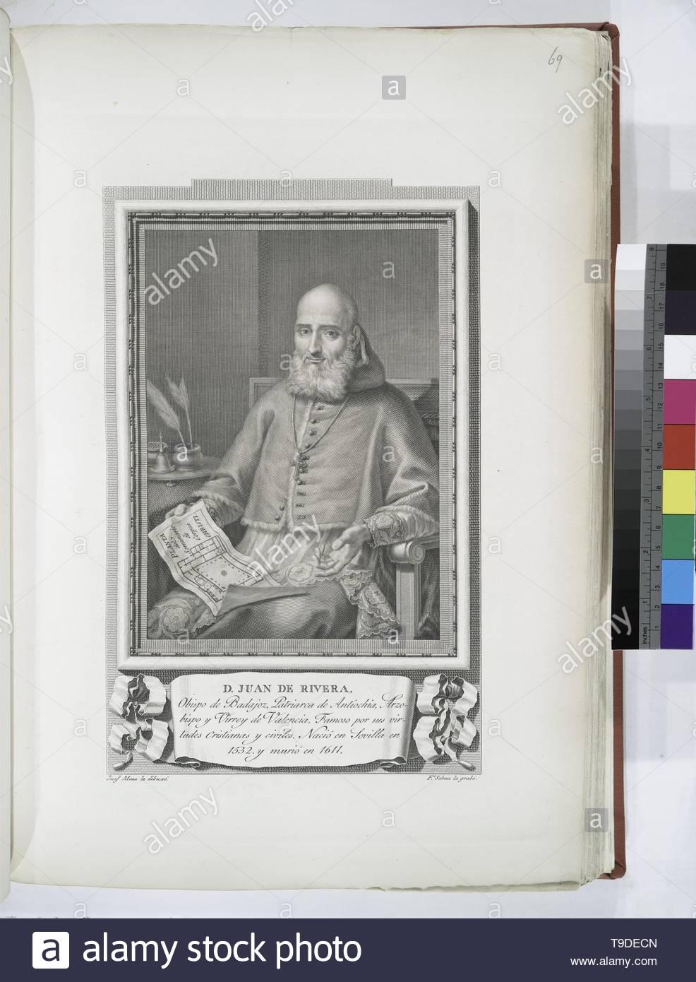 Maea,José(1759-1826)-D  Juan de Rivera - Stock Image