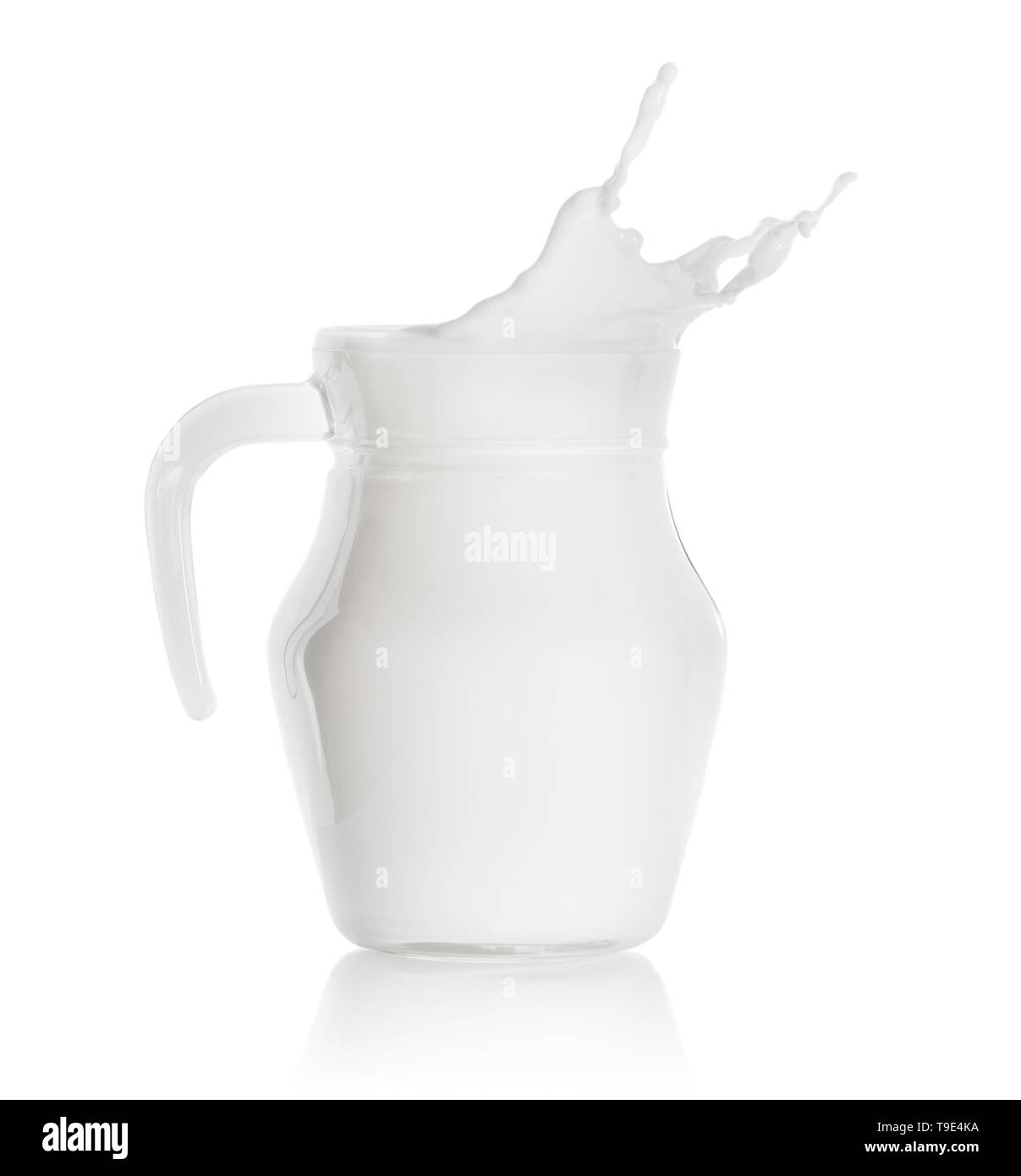 White Porcelain 70ml Cow Milk Cream Serving Jug