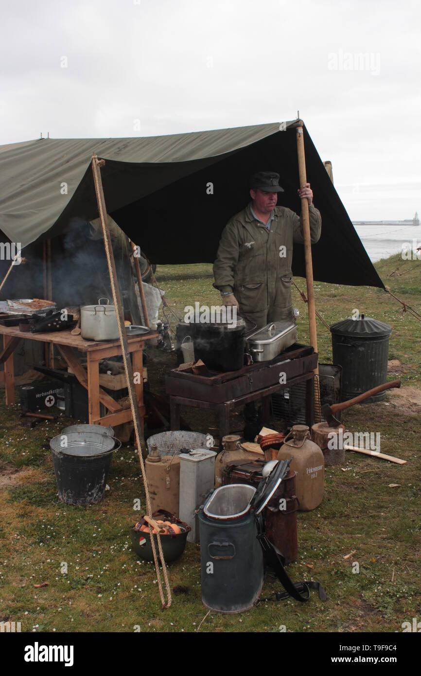 Ww2 British Tent