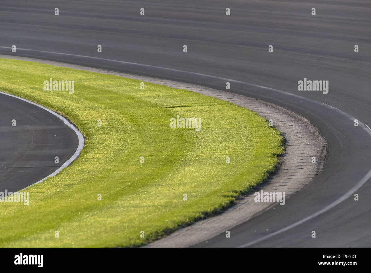 Indianapolis, Indiana, USA. 18th May, 2019. Indianapolis Motor Speedway plays host to the Indianapolis 500 in Indianapolis, Indiana. (Credit Image: © Walter G Arce Sr Asp Inc/ASP) Stock Photo
