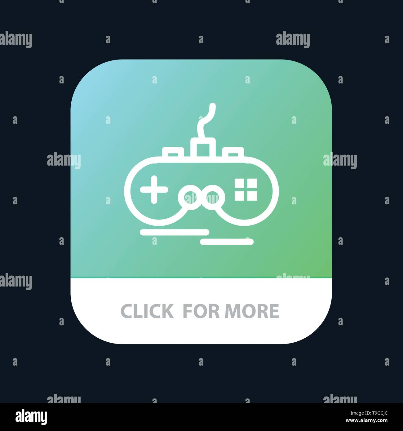 Joystick, Wireless, Xbox, Gamepad Mobile App Button  Android