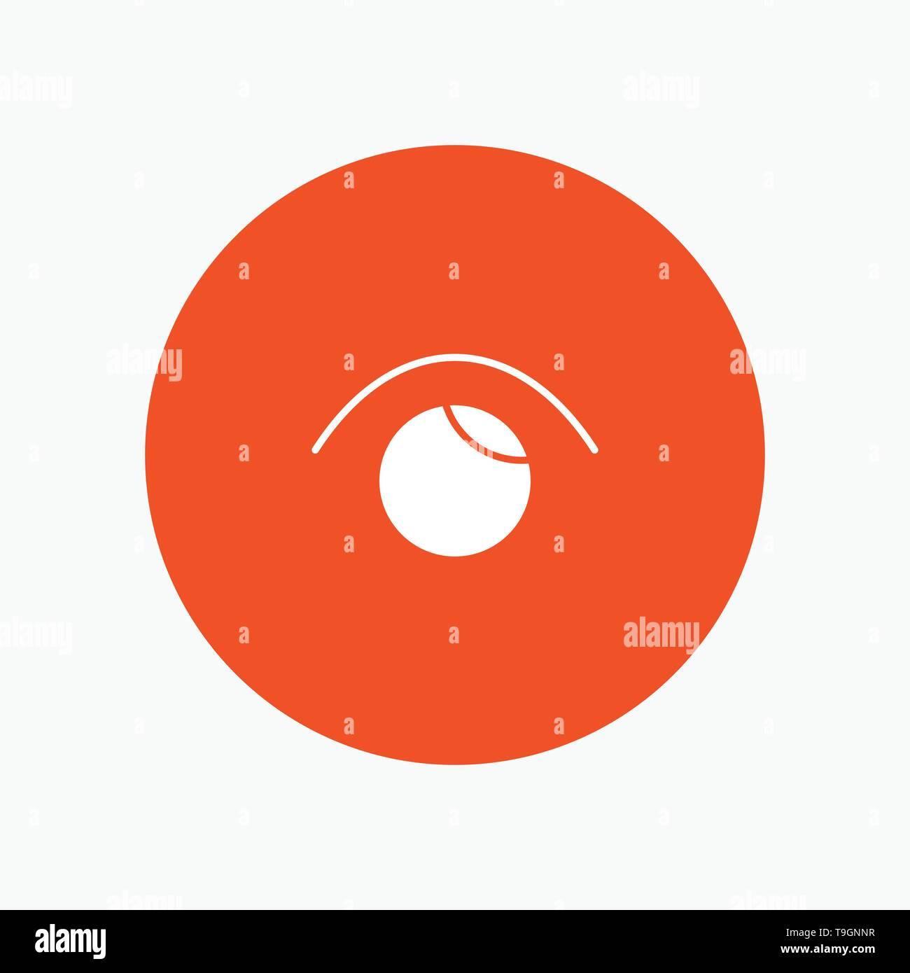 Eye, View, Watch, Twitter - Stock Image